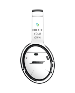 Custom Bose QuietComfort Headphones Skins
