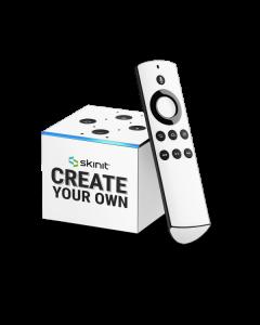 Custom Amazon Fire TV Cube Skin