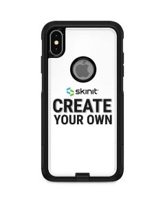 Custom OtterBox Commuter iPhone XS Max Skin