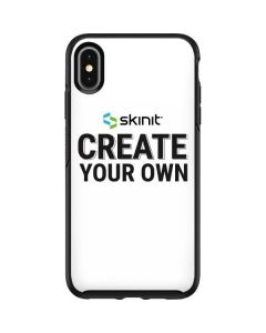 Custom OtterBox Symmetry iPhone XS Max Skin
