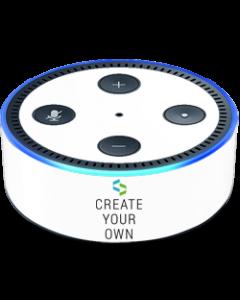 Custom Echo Dot (2nd Gen, 2016) Skin