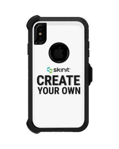 Custom OtterBox Defender iPhone XS Max Skin
