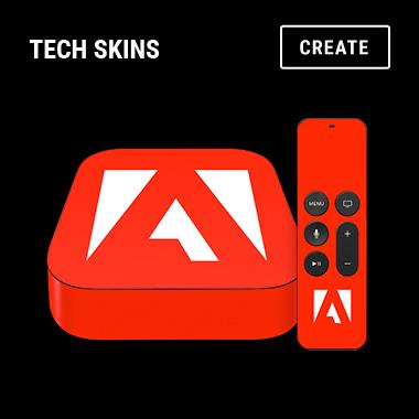 Promo tech skins